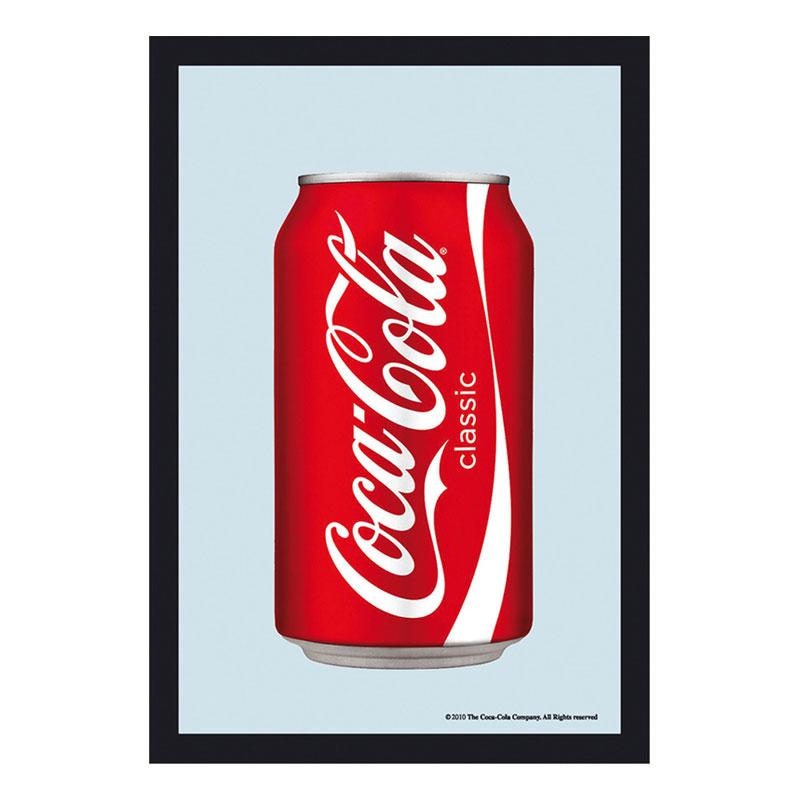 Barspegel Coca-Cola Burk