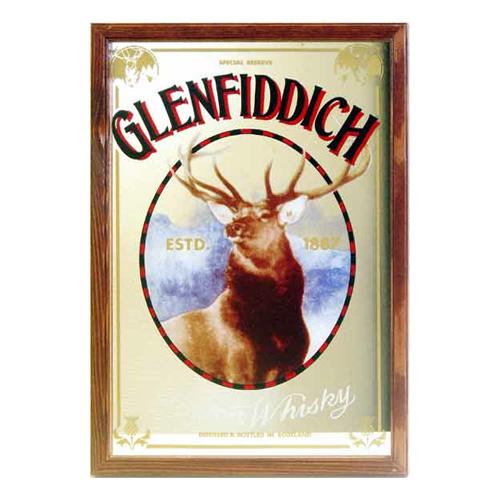Barspegel Glenfiddich