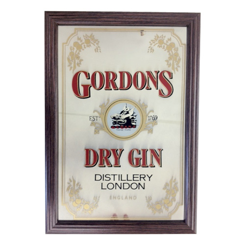 Barspegel Gordons