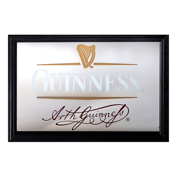 Barspegel Guinness Signature