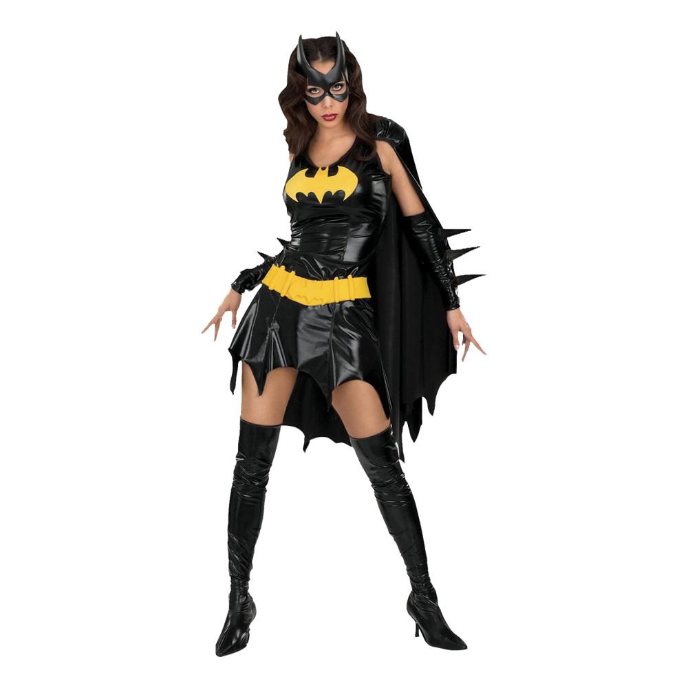 Batgirl Maskeraddräkt - Small