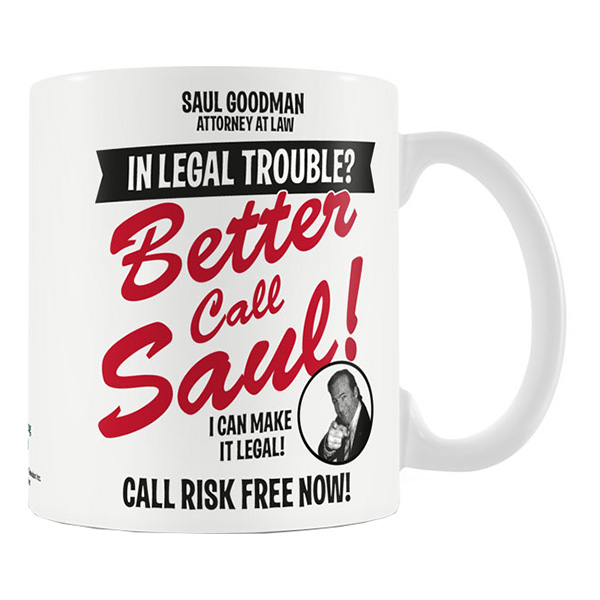 Better Call Saul Mugg