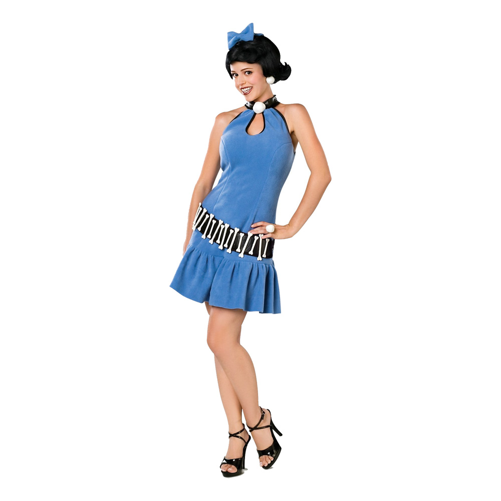 Betty Rubble Maskeraddräkt - X-Small