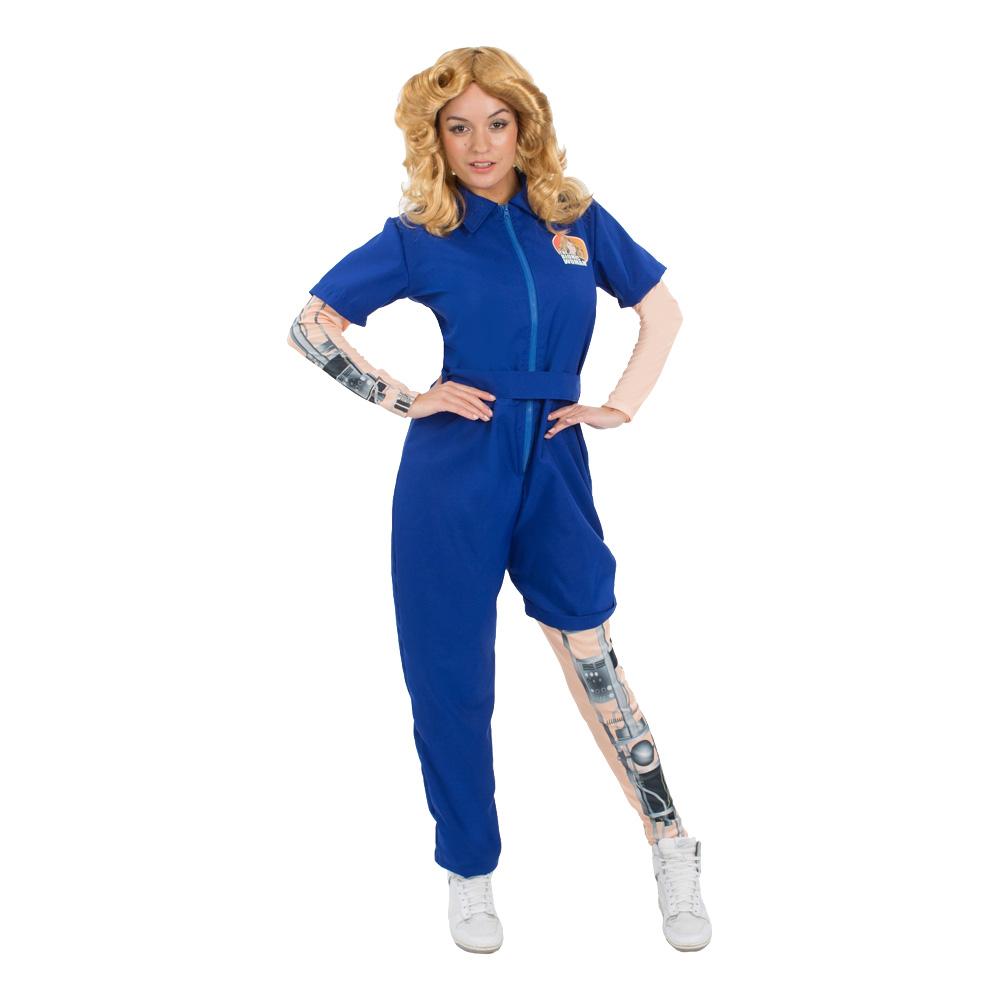 Bionic Woman Maskeraddräkt - Small