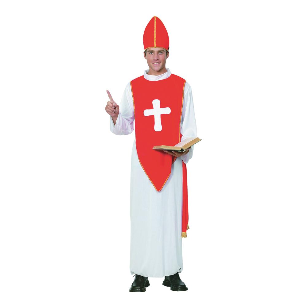 Biskop Maskeraddräkt - One size