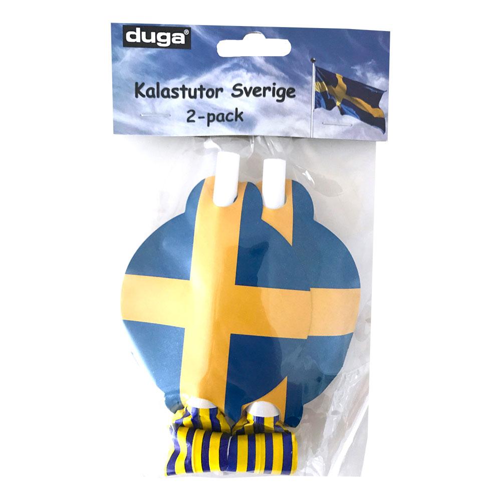 Blåsormar Svenska Flaggan - 2-pack
