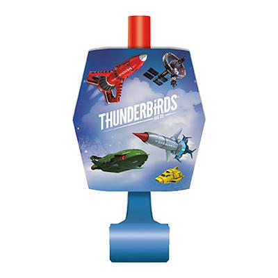 Blåsormar Thunderbirds - 8-pack