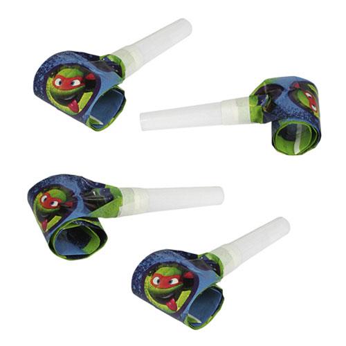 Blåsormar Ninja Turtles - 6-pack
