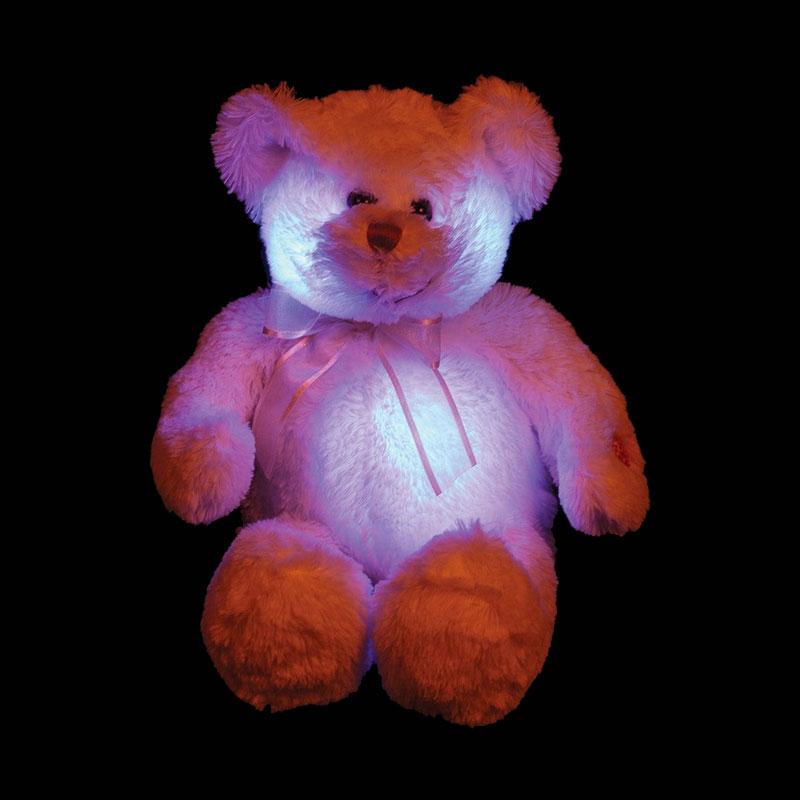 Blinkande Nallebjörn
