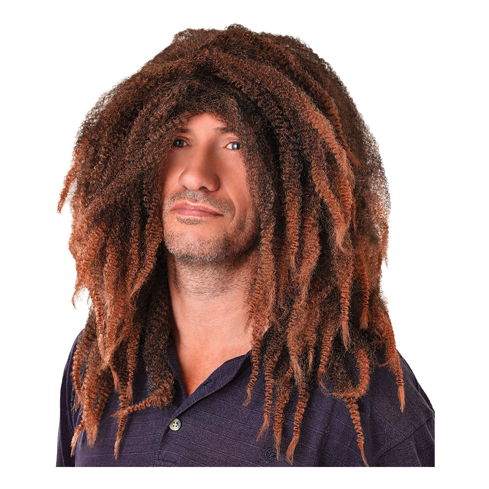 Bob Mariley Dreadlocks Peruk - One size