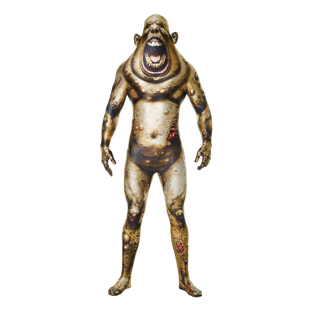 Boil Monster Morphsuit - Medium