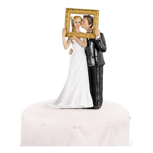 Bröllopsfigur Guldram