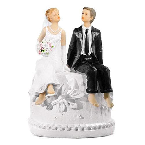 Bröllopsfigur Sparbössa