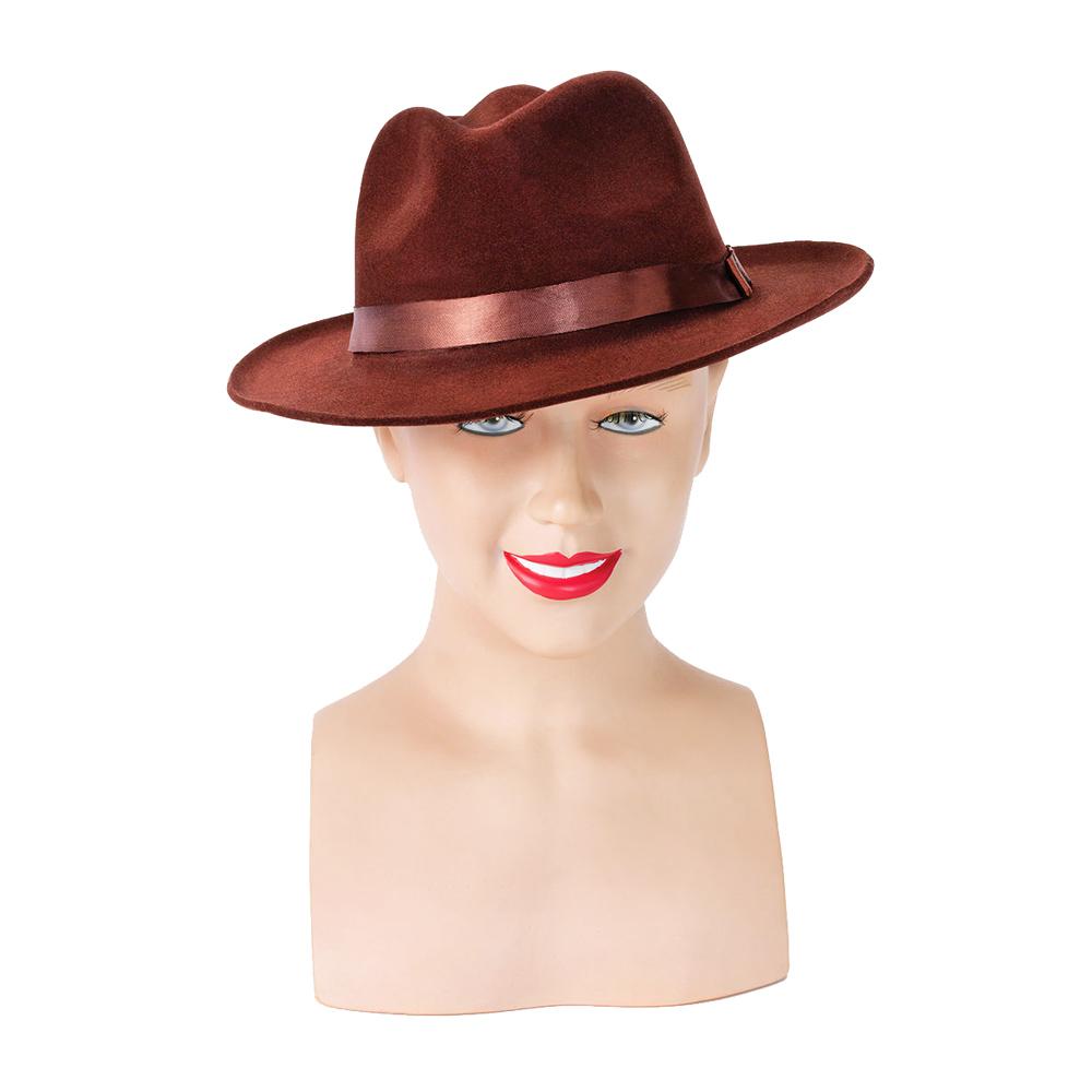 Brun Hatt