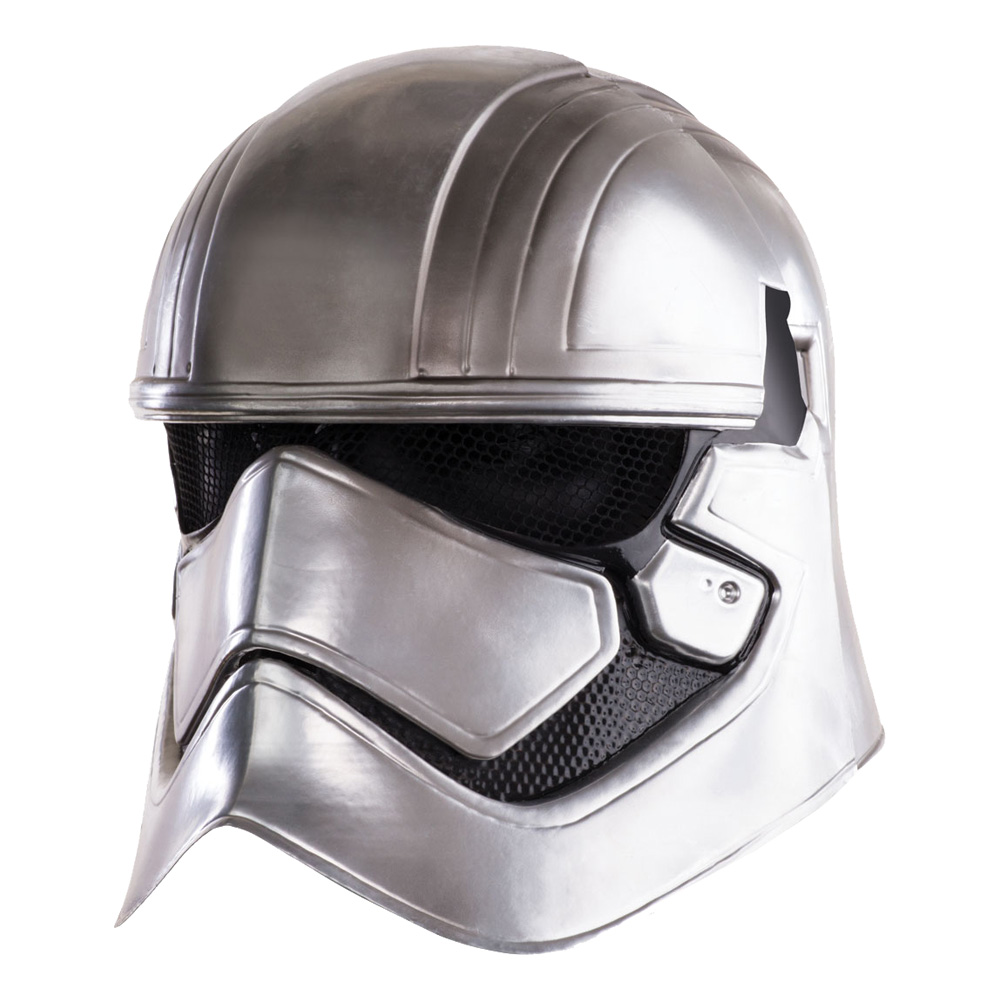 Captain Phasma Deluxe Mask - One size