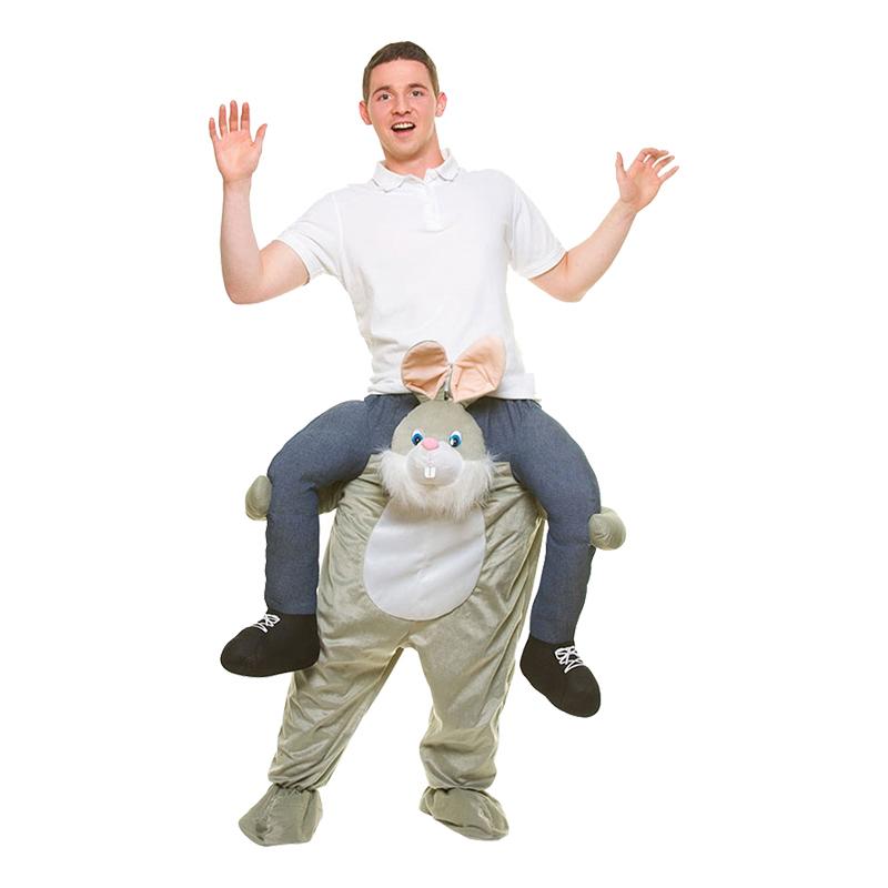 Carry Me Kanin Maskeraddräkt - One size