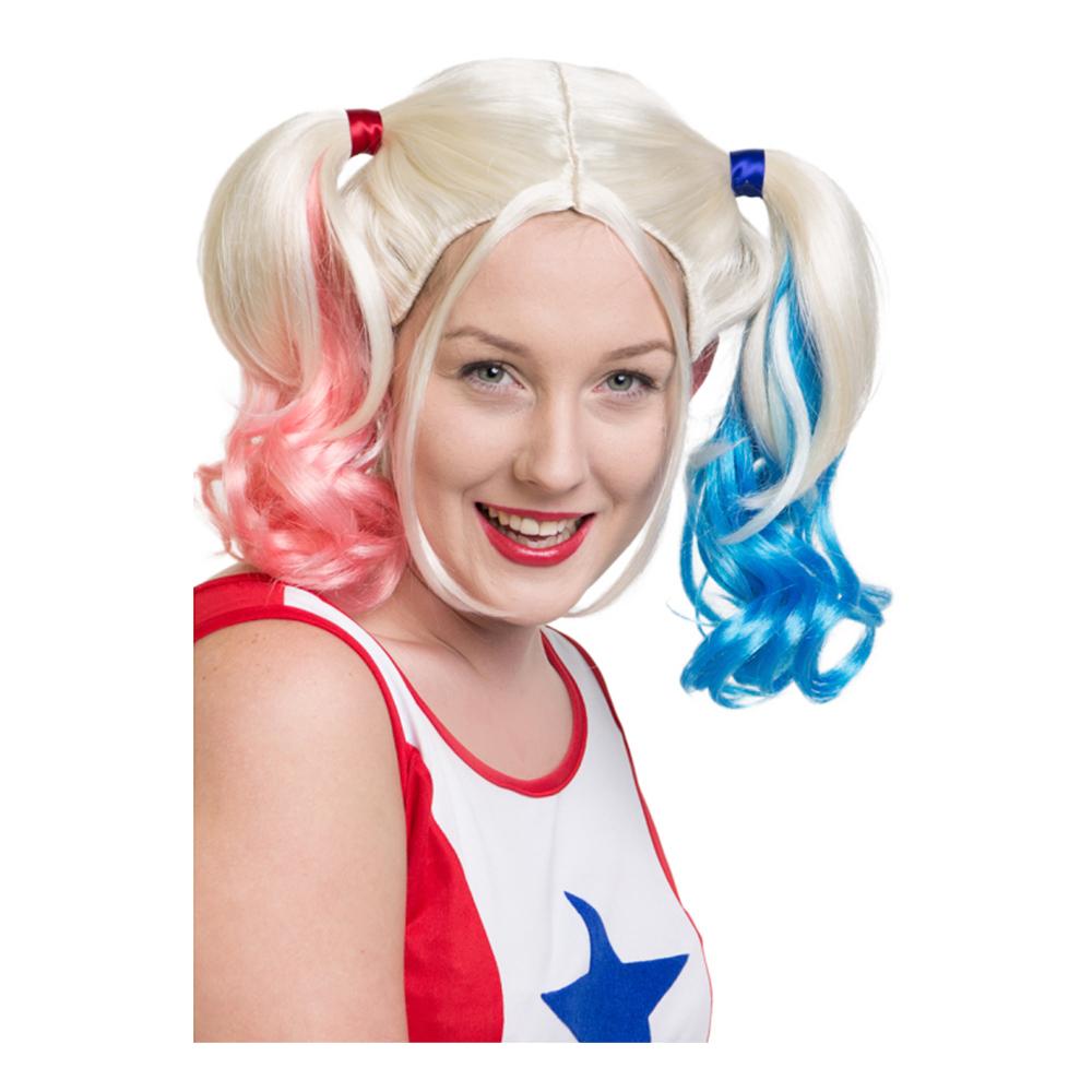 Cheerleader Peruk - One size