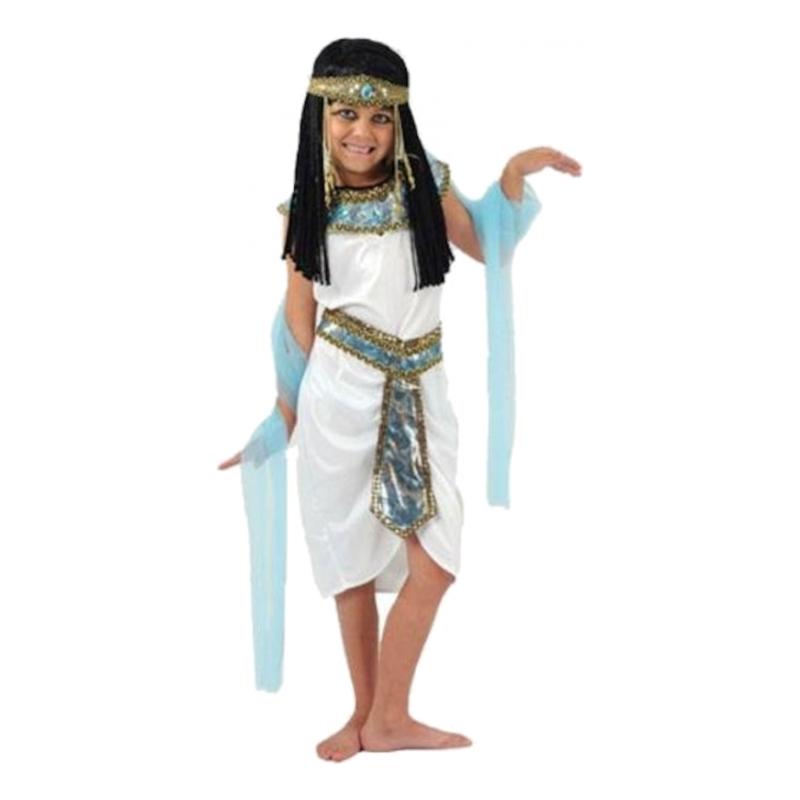 Cleopatra Barn Maskeraddräkt - Small