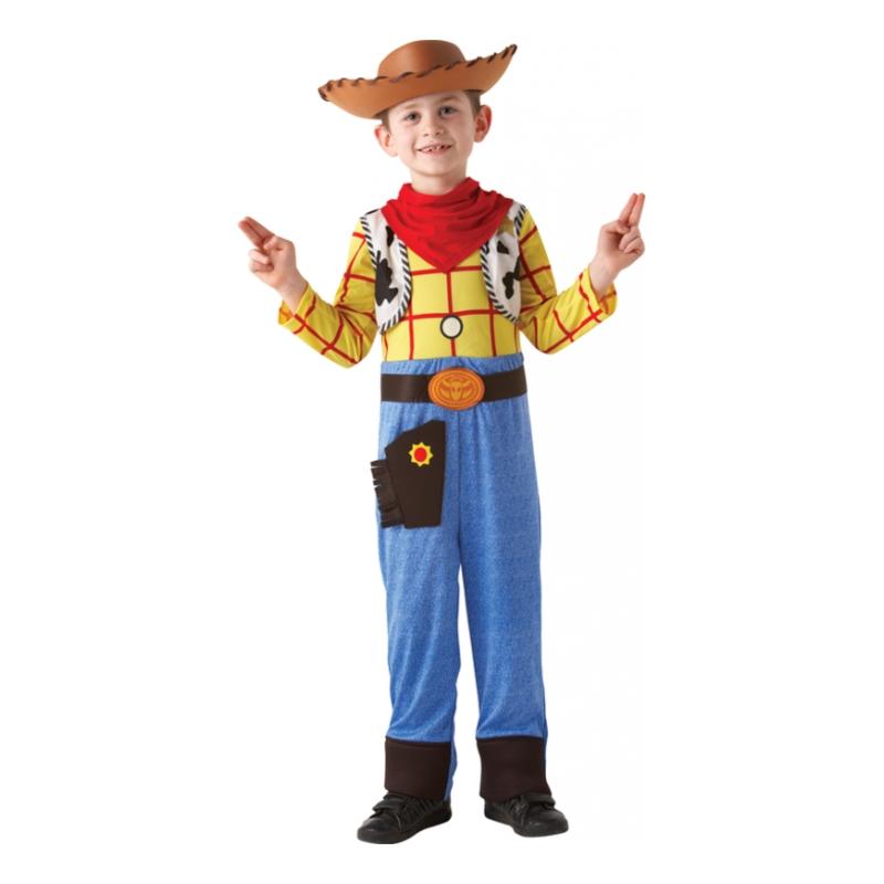 Woody Barn Maskeraddräkt - Small