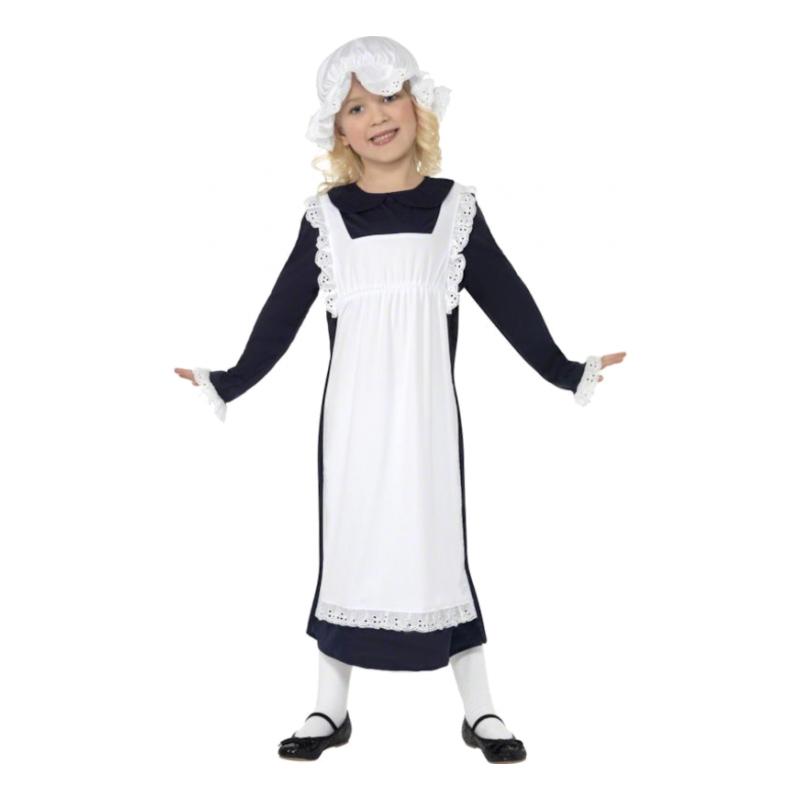 ffa43331f866 Söker du efter en Viktoriansk Flicka Barn Maskeraddräkt - Small. Vi  erbjuder samtliga butiker som säljer Barn maskeradkläder
