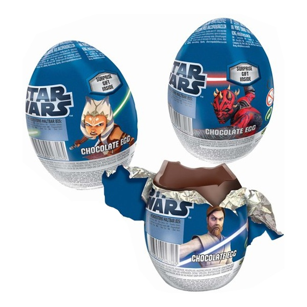 Chokladägg Star Wars - 1-pack