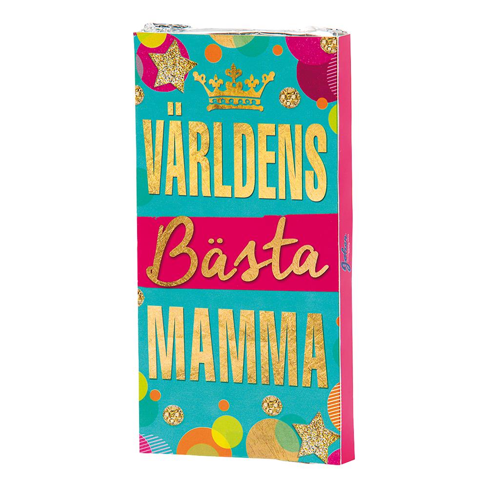 Chokladkaka Världens Bästa Mamma