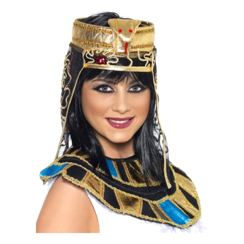 Cleopatra Huvudstycke - One size