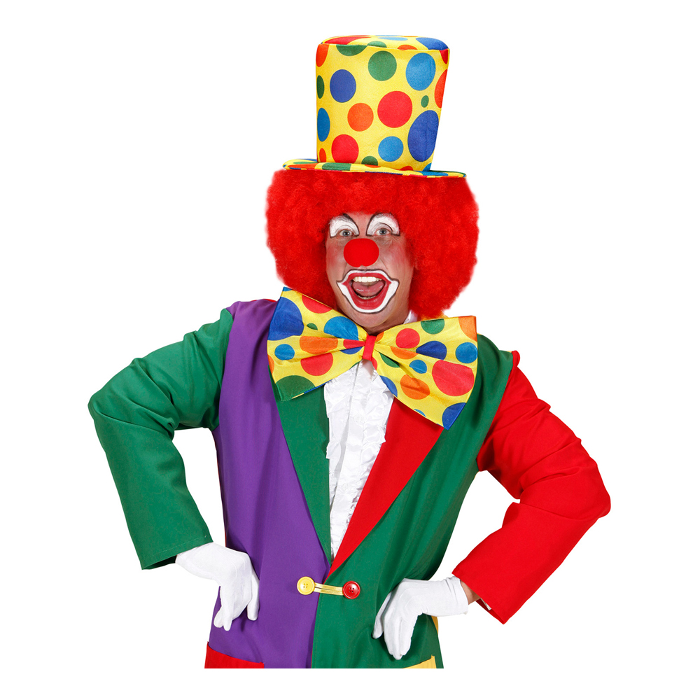 Clown Höghatt - One size