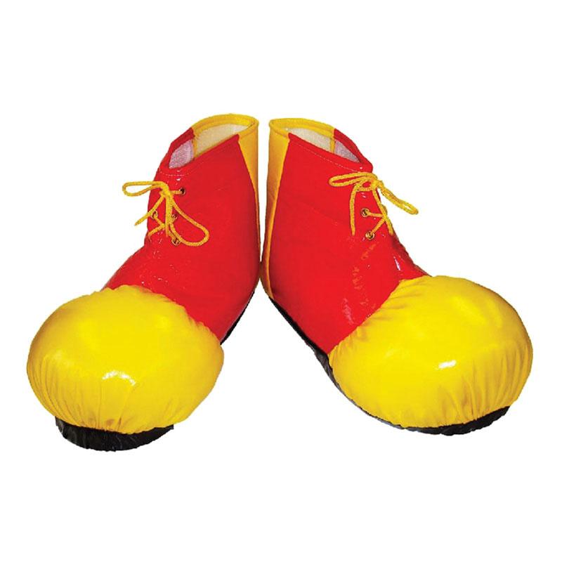 Clown Skoöverdrag - One size