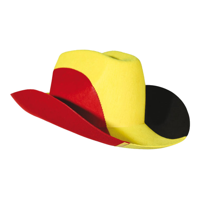 Cowboyhatt Belgien - One size