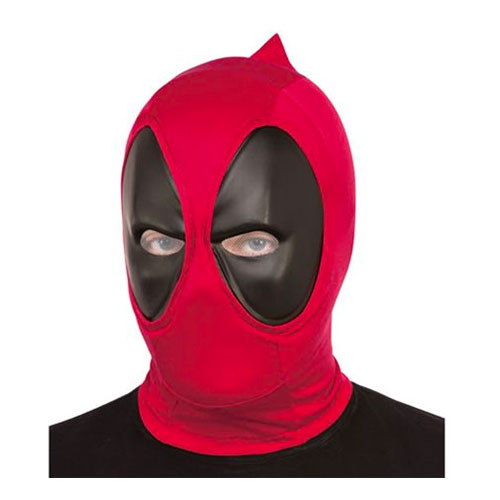 Deadpool Deluxe Mask - One size