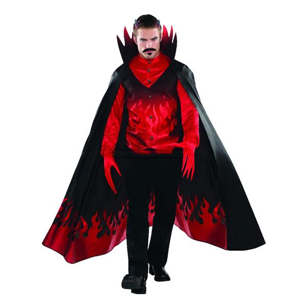 Diablo Maskeraddräkt - One size