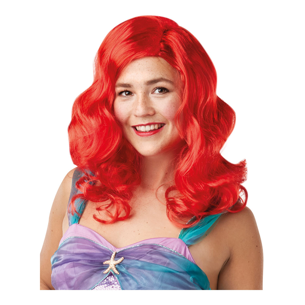 Disney Ariel Peruk - One size