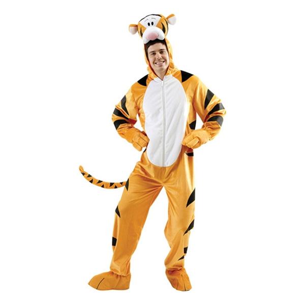 Disney Tiger Maskeraddräkt - Standard