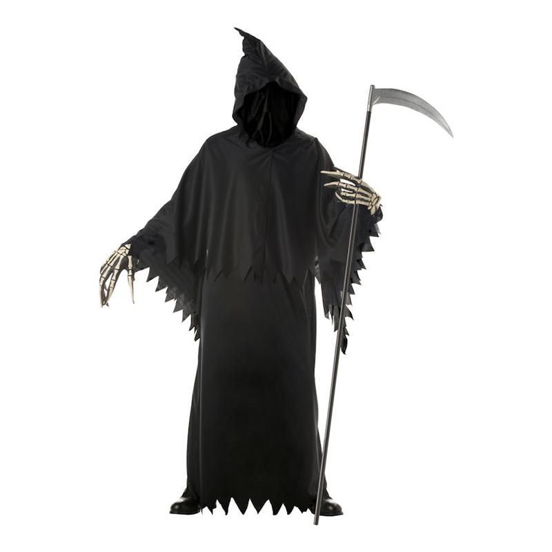 Maskeradkläder Vuxna - Döden  - One size
