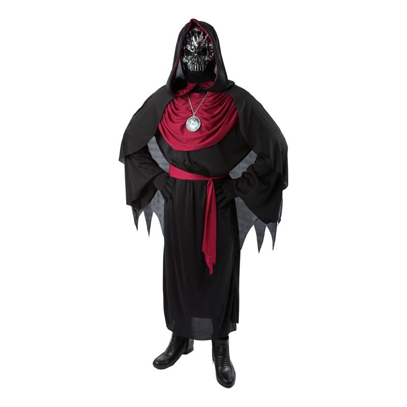 Dödens Kejsare Maskeraddräkt - One size