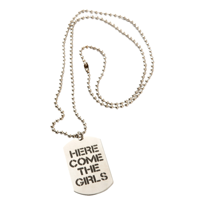Dogtag Girls - 3-pack