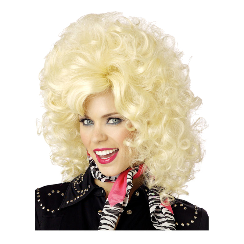 Dolly Parton Peruk - One size