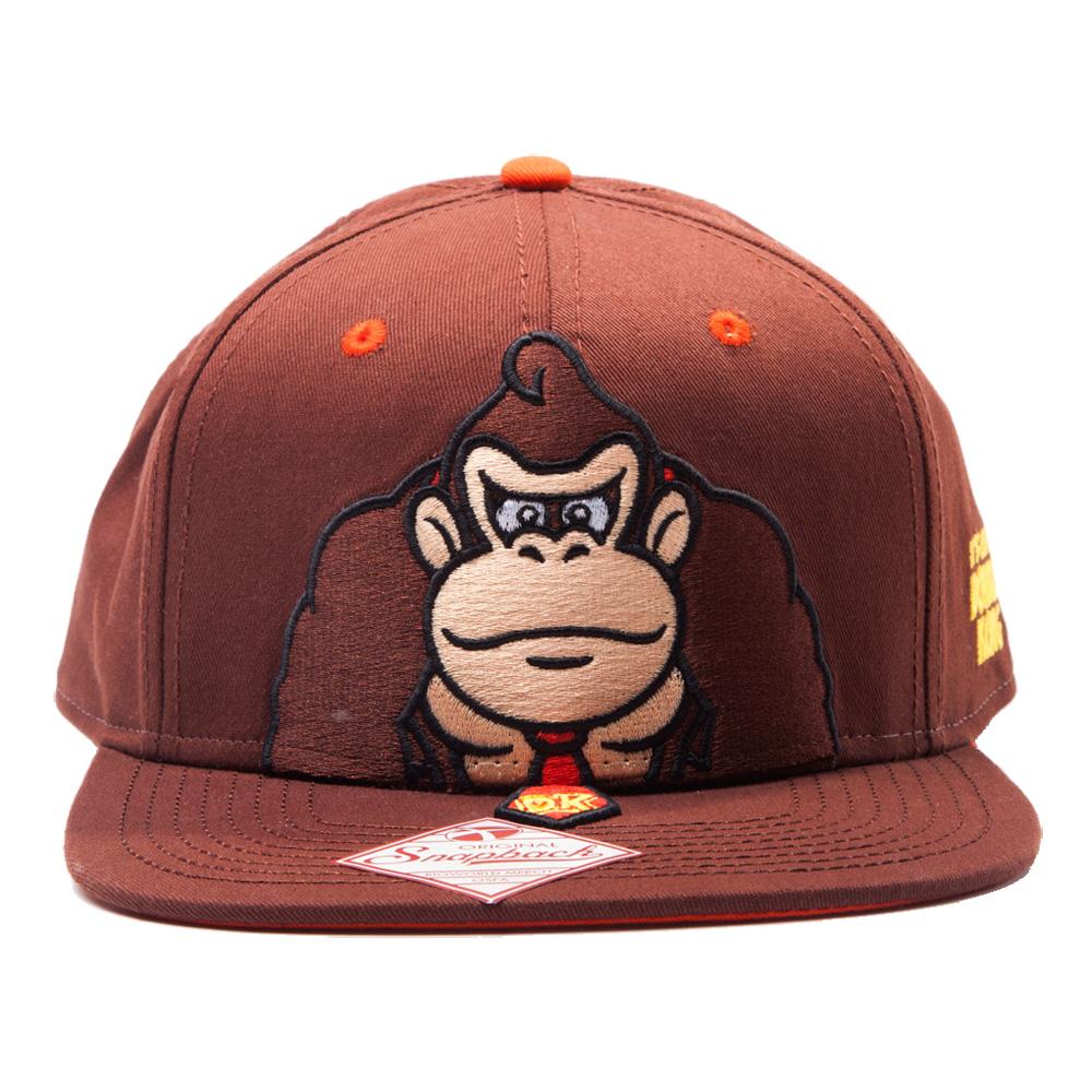 Donkey Kong Snapback Keps - One size