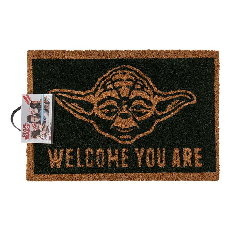Dörrmatta Star Wars Welcome You Are