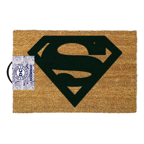 Dörrmatta Superman thumbnail