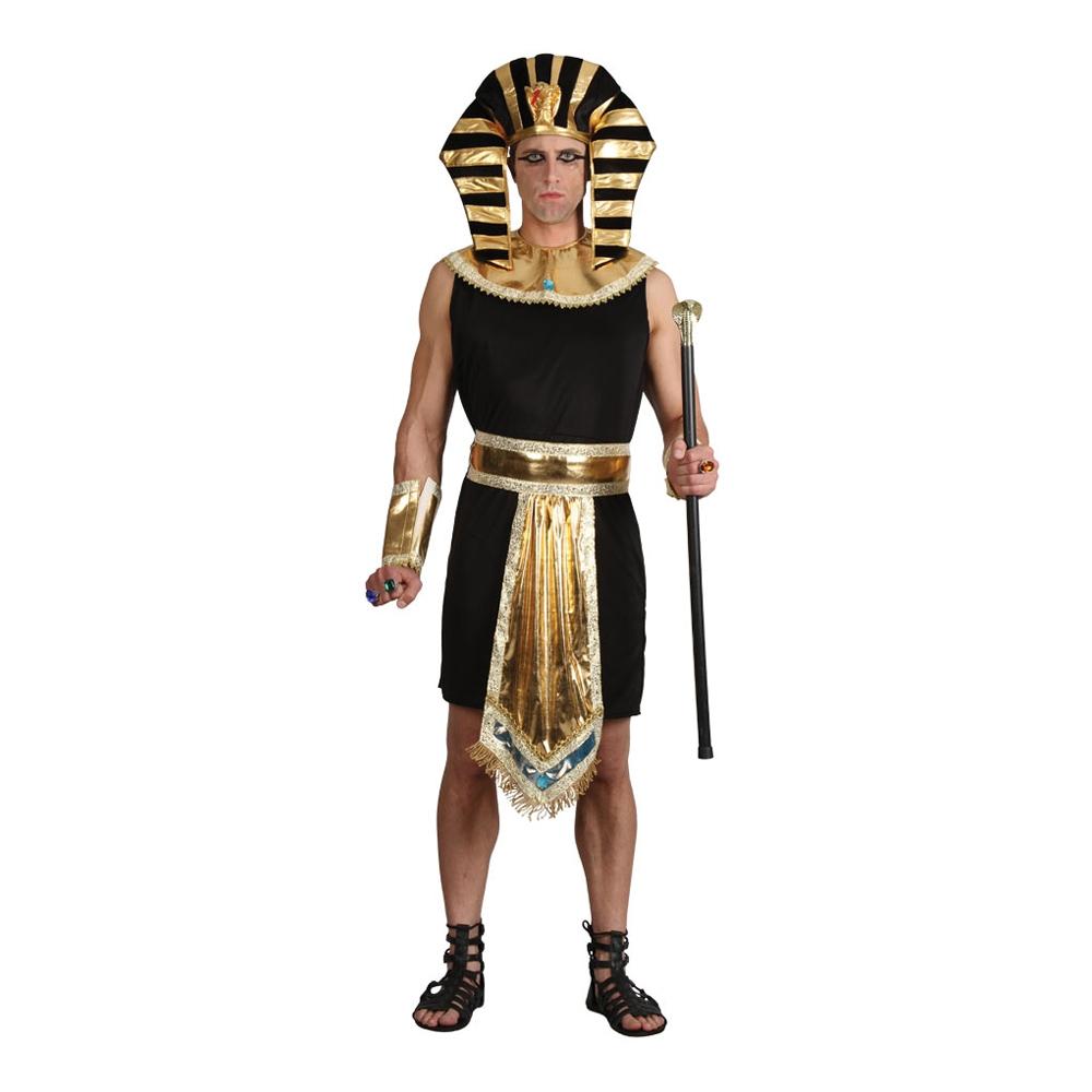 Egyptisk Kung Maskeraddräkt - Small