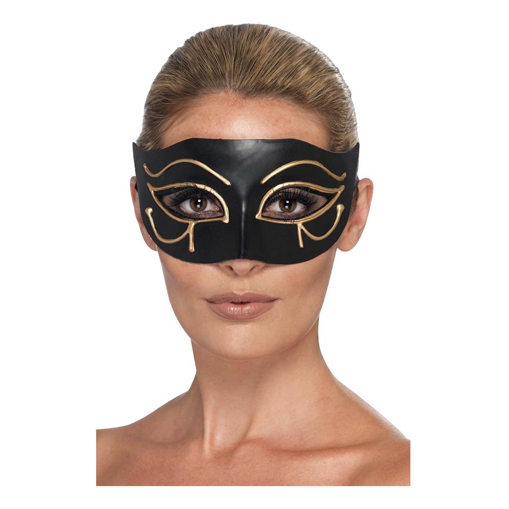 Egyptisk Ögonmask Svart - One size