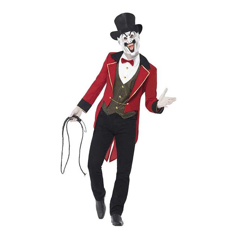 Elak Cirkusdirektör Maskeraddräkt - Large