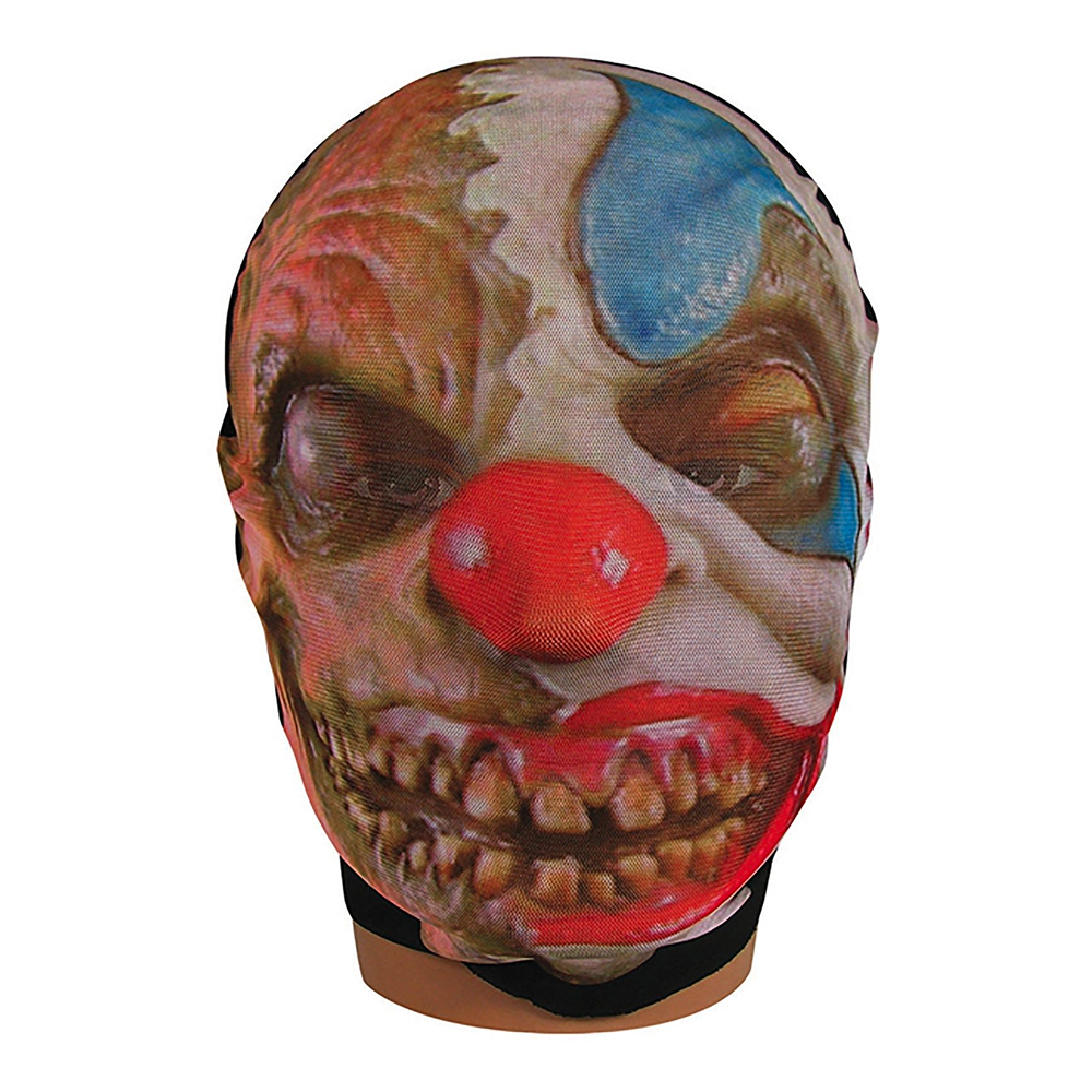 Elak Clown Hudmask - One size