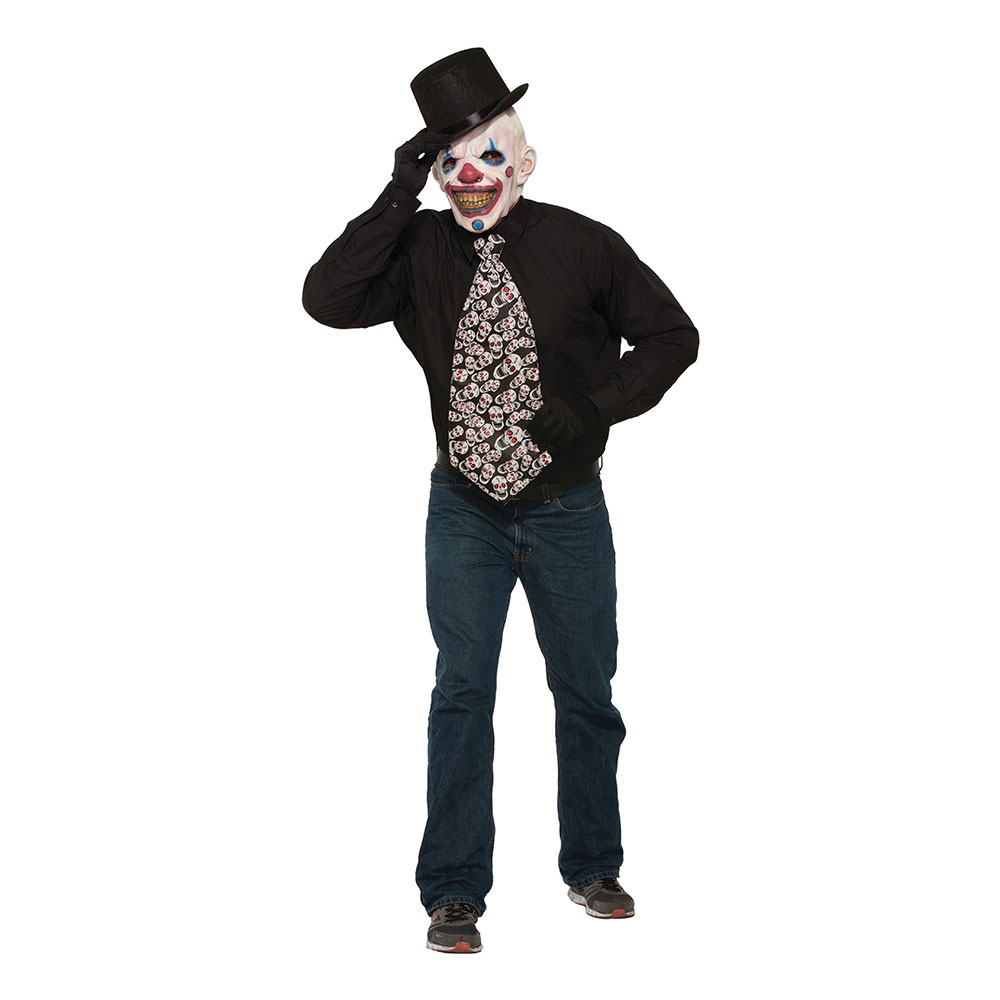 Elak Clown Jätteslips