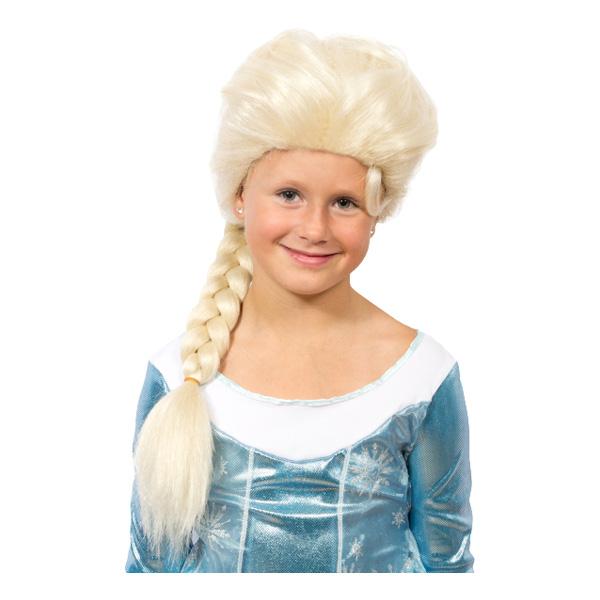 Elsa Barn Peruk - One size