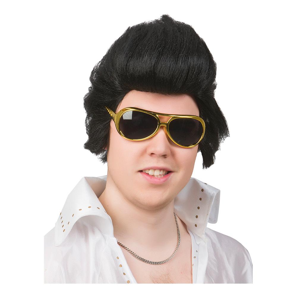 Elvis Budget Peruk - One size