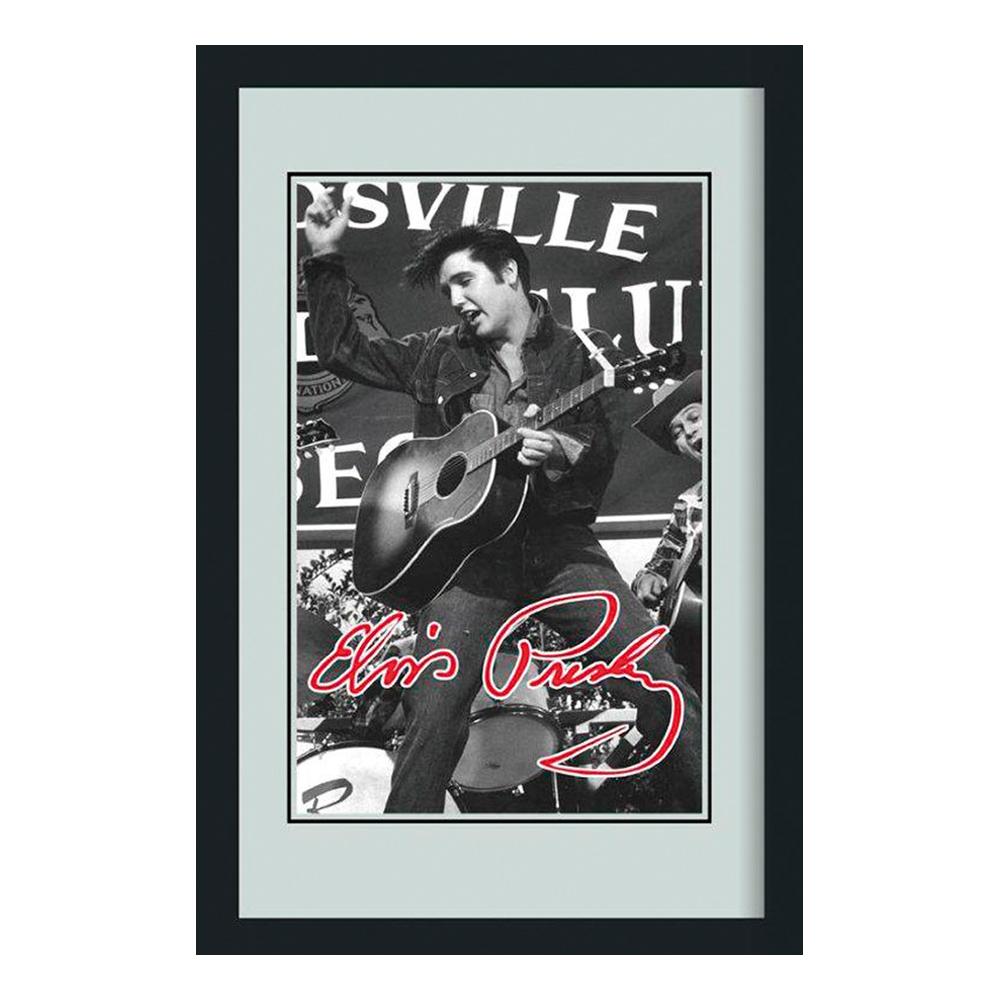 Elvis Presley Barspegel