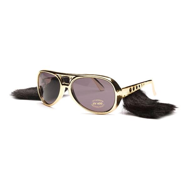 Elvisglasögon med Polisonger thumbnail